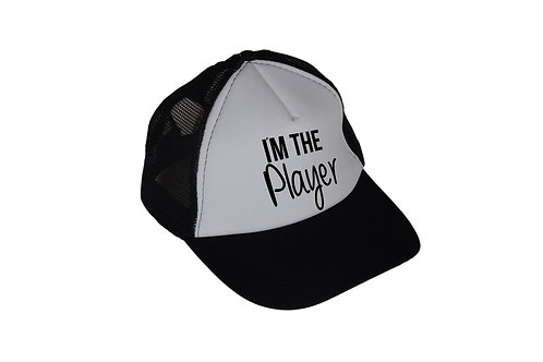 I'm the player