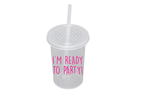 I´m ready to ready to party!