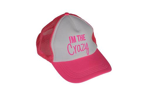 I'm the crazy