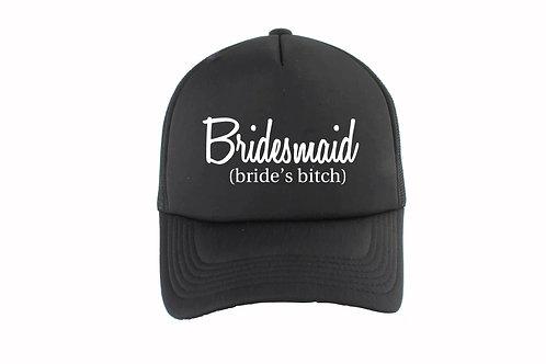 Bridesmaid (bride´s bitch)