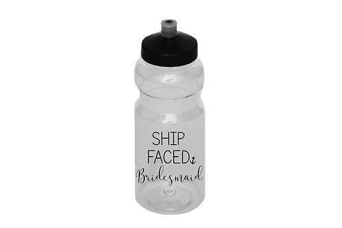 Ship faced bridesmaid