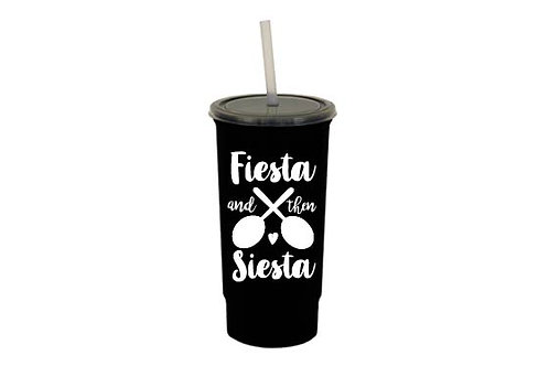 Fiesta and then Siesta