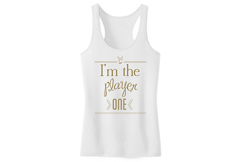 I'm the player one
