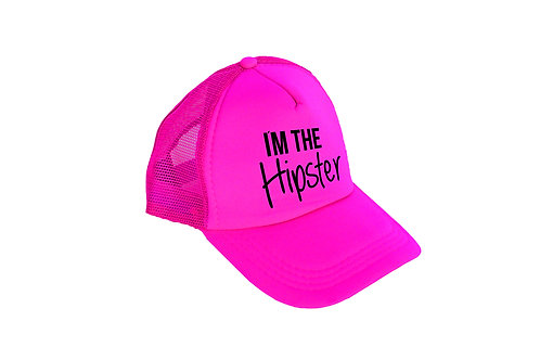 I'm the hipster