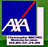 Axa Christophe MICHEL