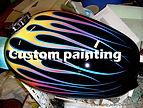 custom paint,metalflakes,candy,peinture custom,