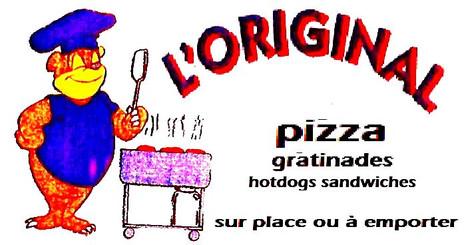 pizza l'original