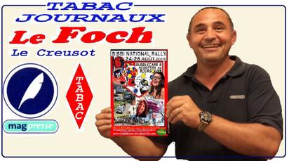 Foch presse Agius