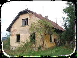 Domeček před rekonstrukcí