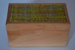 Caja Verde Limon Matizado