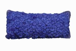 Blue Violet Cushion