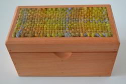 Matte Green Box