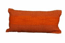 Orange Flame Cushion