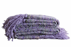 Green Lilac Blanket