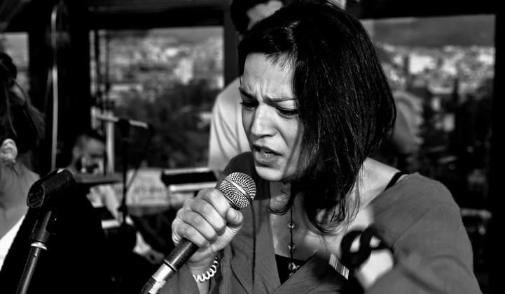 Elsa soundcheck by Necmi Aydin Sahtariad