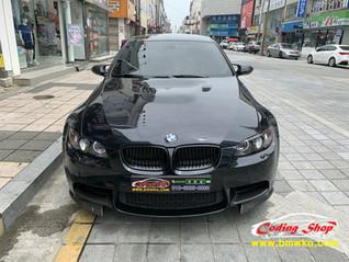 BMW 10년식 M3(E92) 블루투스 오디오