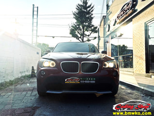 BMW X1(E84) 블루투스 (전화,오디오)