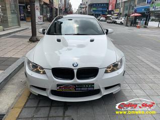 BMW 09년식 M3(E92) 블루투스 오디오