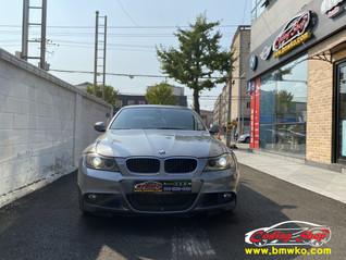 BMW 09년식 320d (E90) 전화 + 블루투스 오디오
