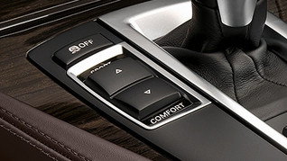 BMW 528i (F10) EDC  (driving experience control)