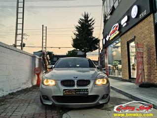 BMW 09년식 528i(E60) 크루즈컨트롤