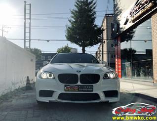 BMW 11년식 520d 스포츠모드 & 블루투스