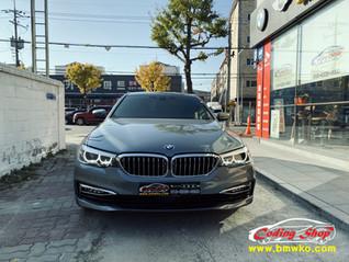 BMW 5시리즈 G30 카플레이 무제한