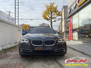 BMW 520d (F10) M패키지 핸들 교체
