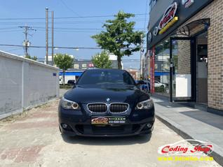 BMW 528is(E60) 스포츠 기어 장착