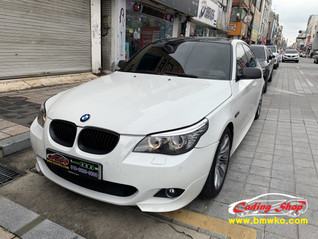 BMW 08년식528is(E60) USB오디오