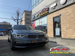 BMW 5시리즈 G30 순정 워크인 (잰틀맨)