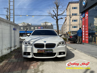 BMW 젠틀맨(워크인) & 네비게이션 업데이트