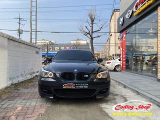 BMW 528i 크루즈컨트롤 & USB 오디오