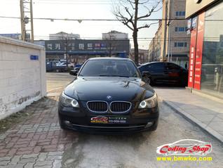 BMW 528i(E60) 크루즈컨트롤 활성화