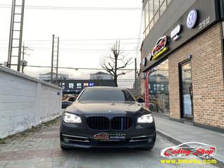 BMW 안드로이드 올인원 (모니터)