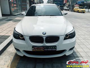 BMW 09년식 528is(E60) 블루투스