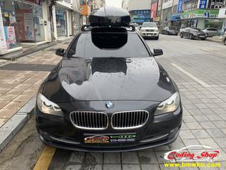 BMW 11년식 520d(F10) USB 고장 COMBOX 교체