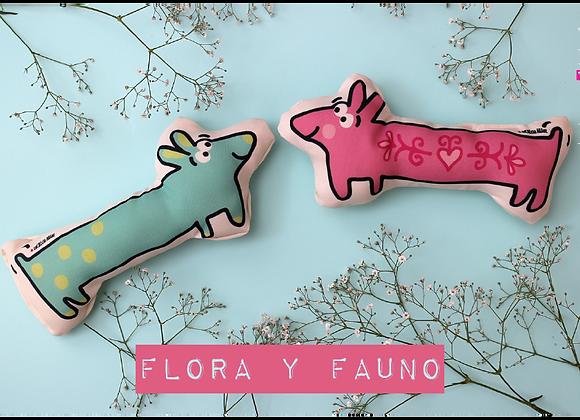 Flora y Fauno
