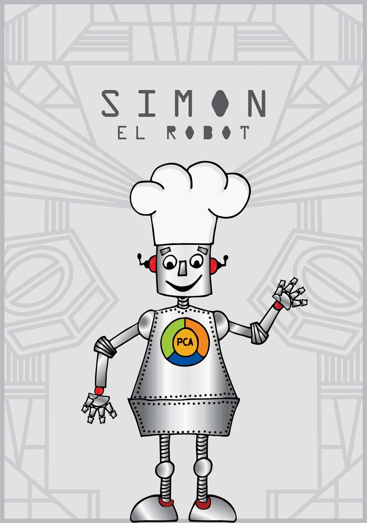 Simon, el Robot.