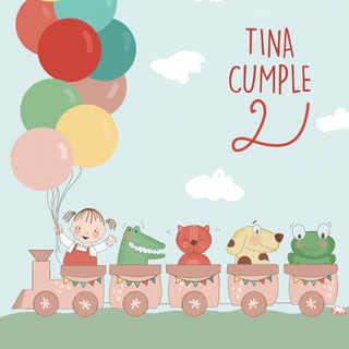 2º Cumpleaños de Tinytina
