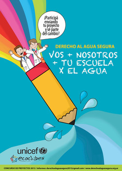Afiche UNICEF