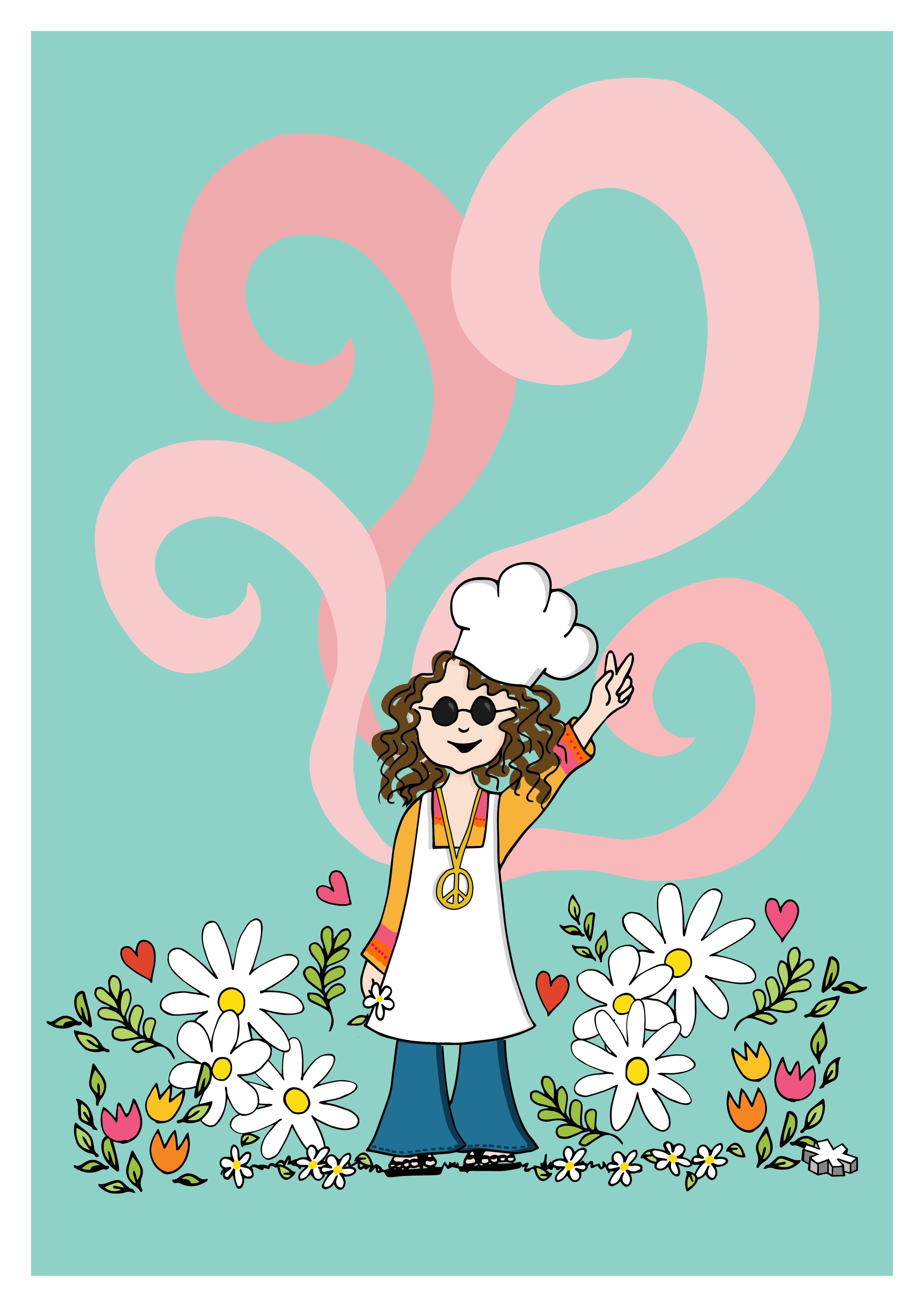 Realismo Mágico: Hippie Chef