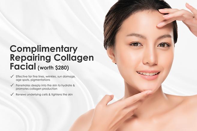 [Google Form Ad] FREE Repairing Collagen