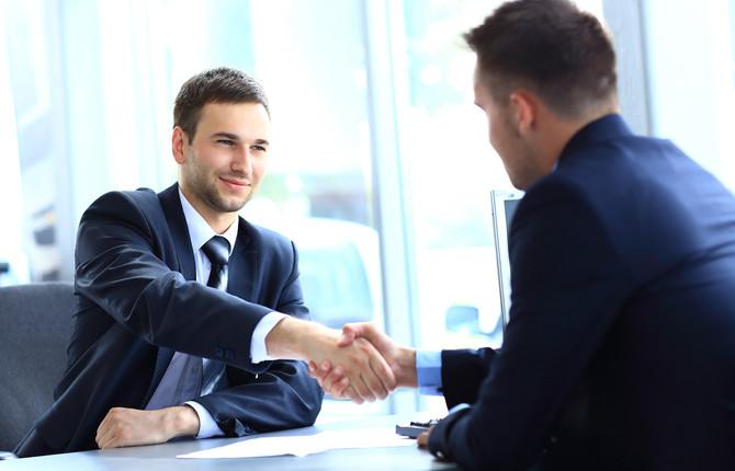 На случай деловых переговоров всегда нужны шпаргалки...