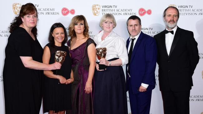 Congratulations to Red productions and Sarah Lancashire for the double BAFTA win. We are very proud to have been part of this series.
