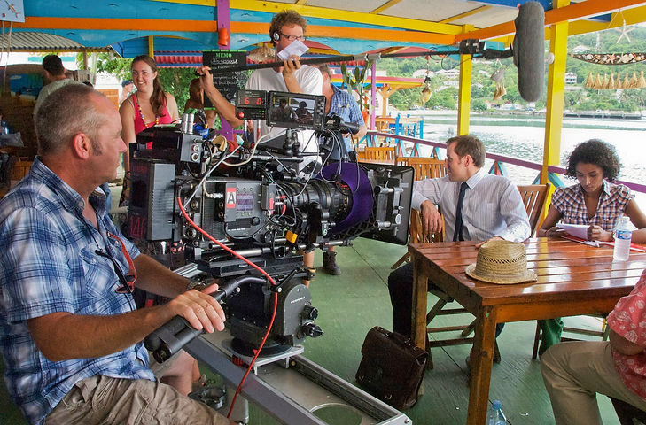Death In Paradise BBC