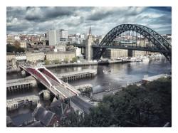Feature, Newcastle Tyne Bridge