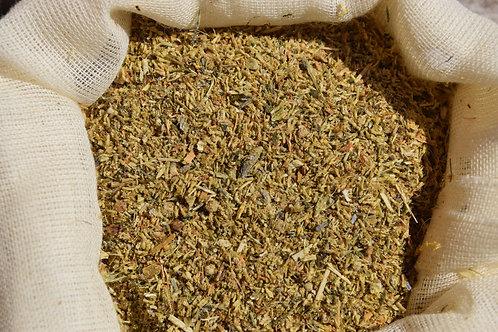 Chamomile, Limeflower and Lavender Blend - 100g - Organic