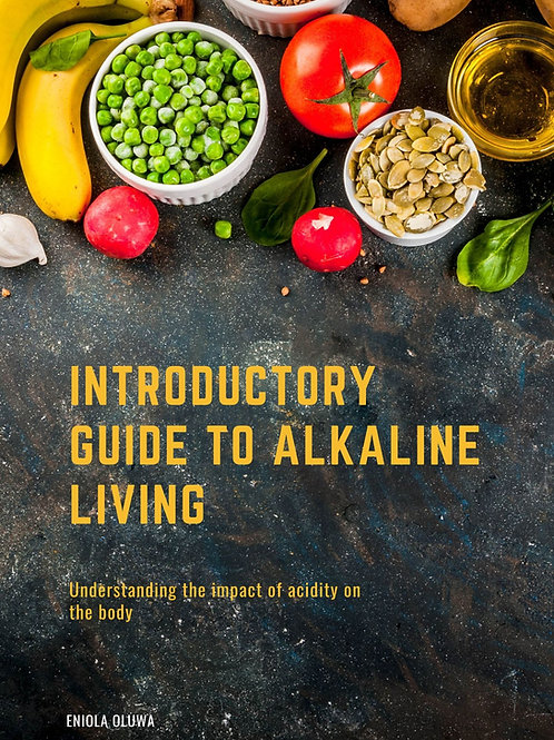 Introductory Guide to Alkaline Living