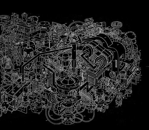 Political Engine (Detail)